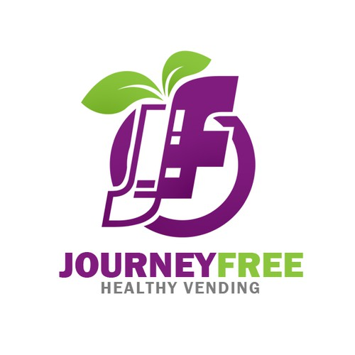 Convey a modern, healthy, and happy lifestyle for Journey Free!