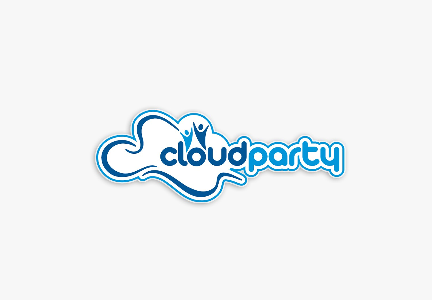 Cloud Party needs a new logo