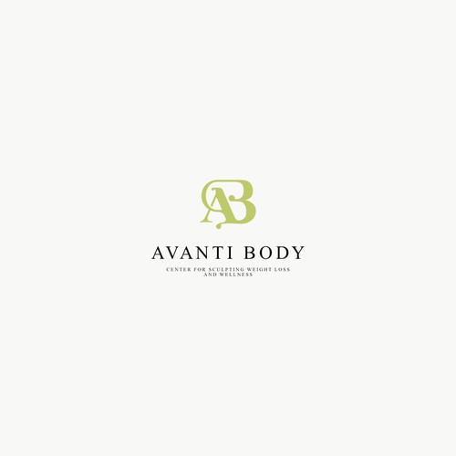 monogram logo for avanti body