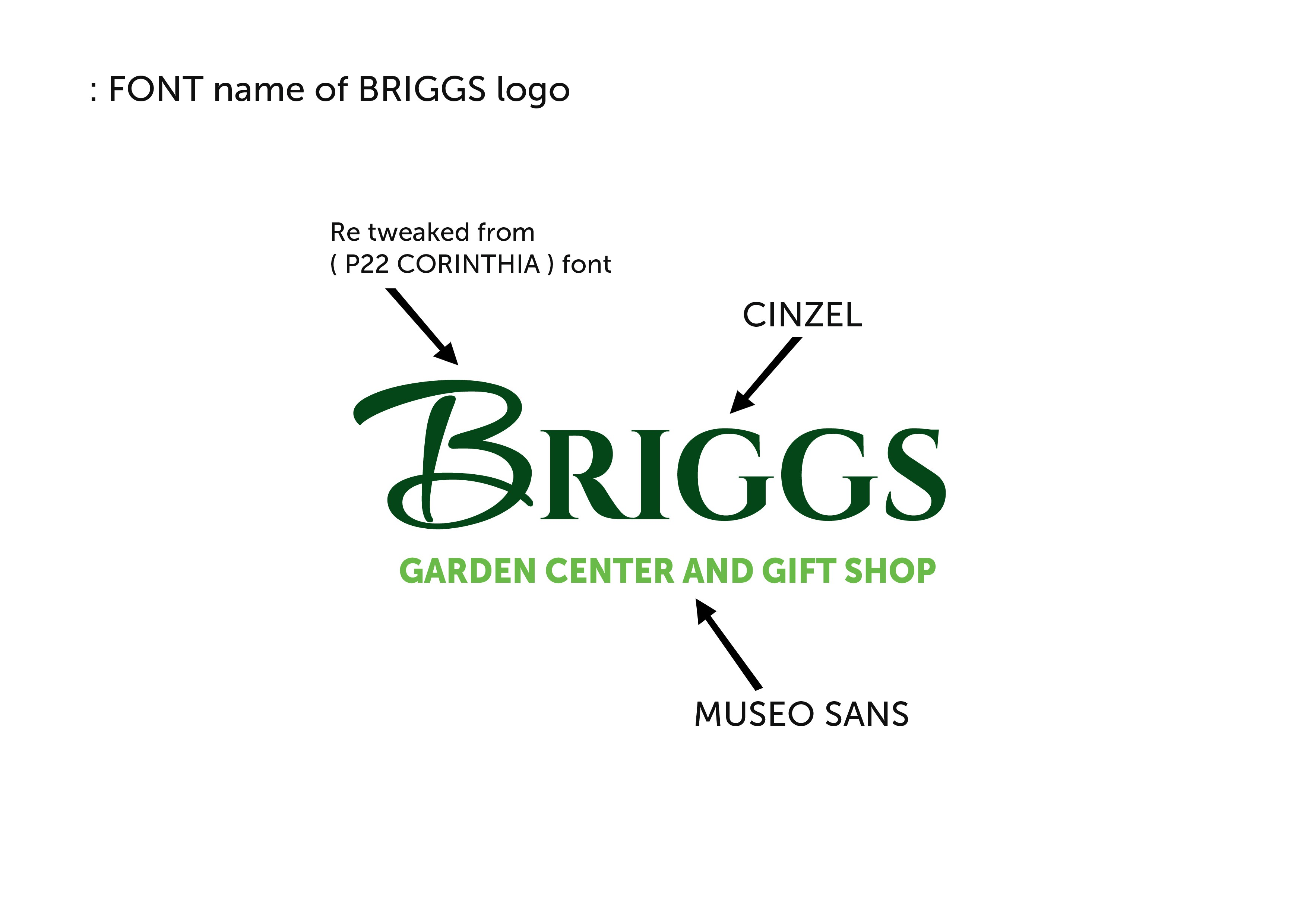 Garden center and gift shop needs a powerful, enticing logo for new owners taking over a well-known business.