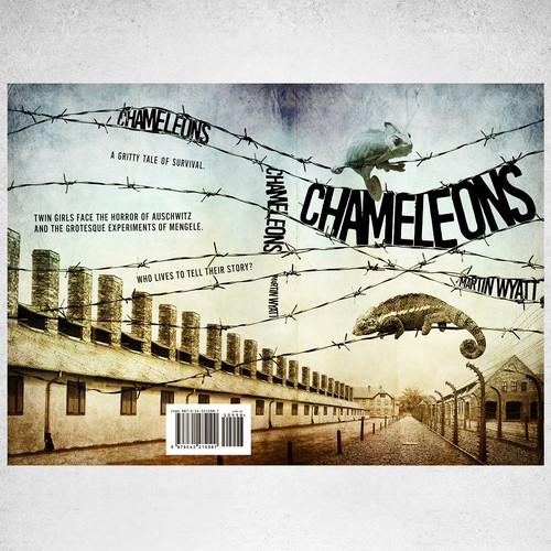 Book cover for Cameleons