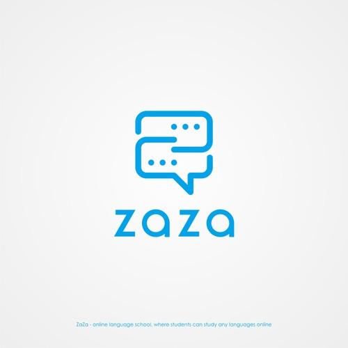 Logo concept for ZaZa