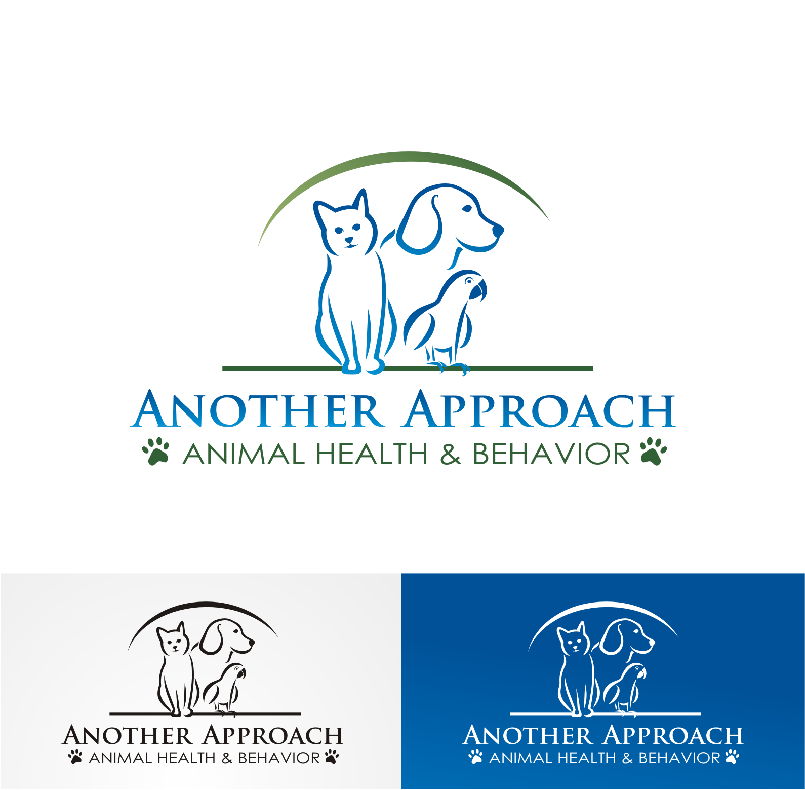 ANIMAL LOVERS: Create the next logo for Another Approach Animal Health & Behavior
