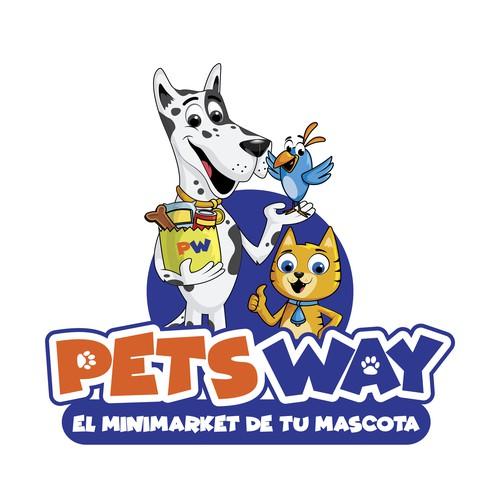 Pet Store - Logo design