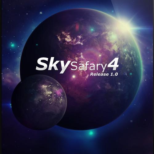 SkySafari 4 App Icon & Start Screen Artwork Wanted!