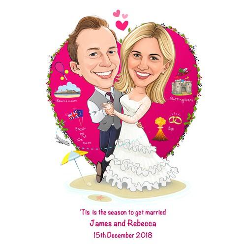 Wedding Invite & Stationary