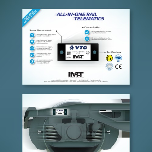 Flyer for IMT
