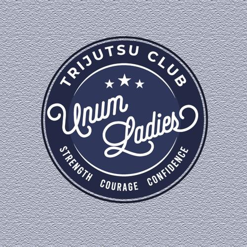 logo for Unum Ladies Trujitsu Club
