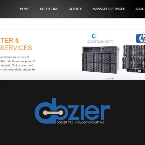 dozier logo concept