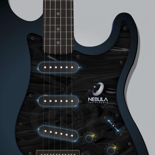 Electric Guitar - Pick Guard