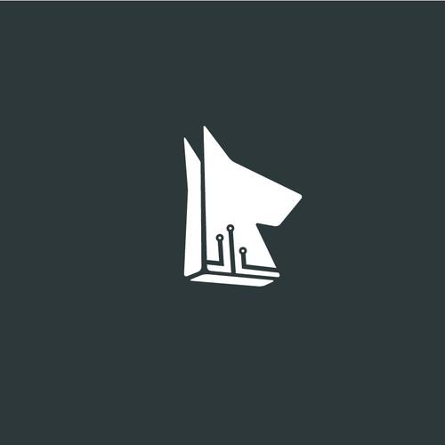 IR Hound logo