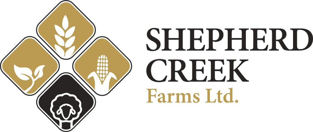 Help Shepherd Creek Farms develop a brand identity with the design of our first logo