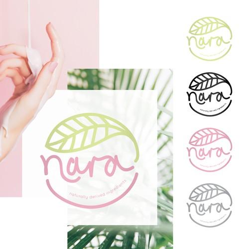 Logo for Natural Skincare Range