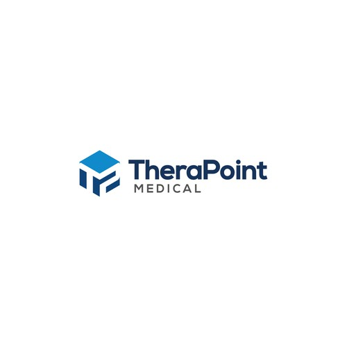 Logo Concept TheraPoint Medical