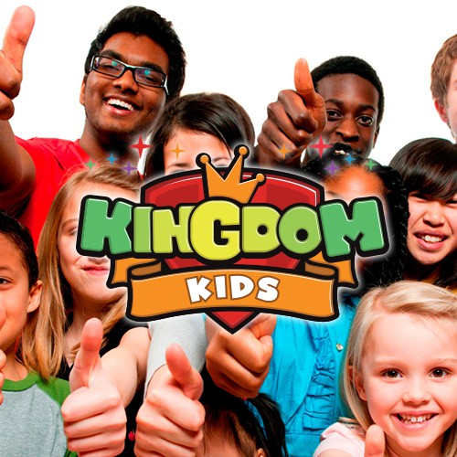 Kingdom Kids New Logo