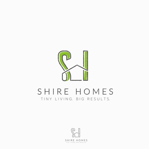Logo for Sustainable Construction Firm