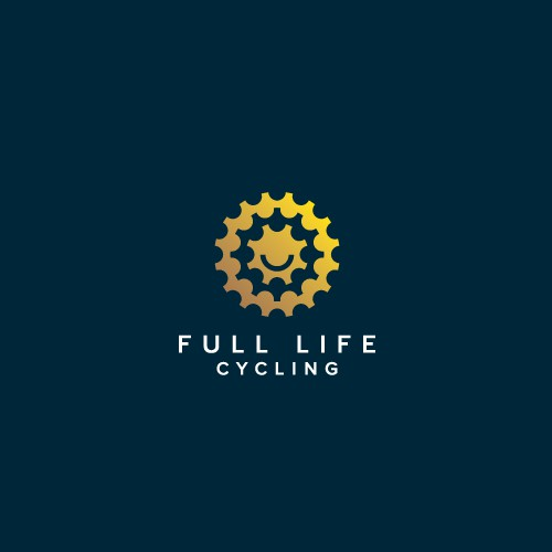 full life cycling logo and brand guidelines