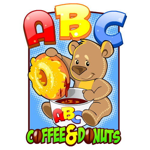 ABC Coffee Donuts  needs a new logo