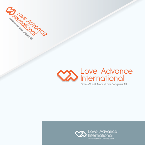 Create Branding for Love Advance International