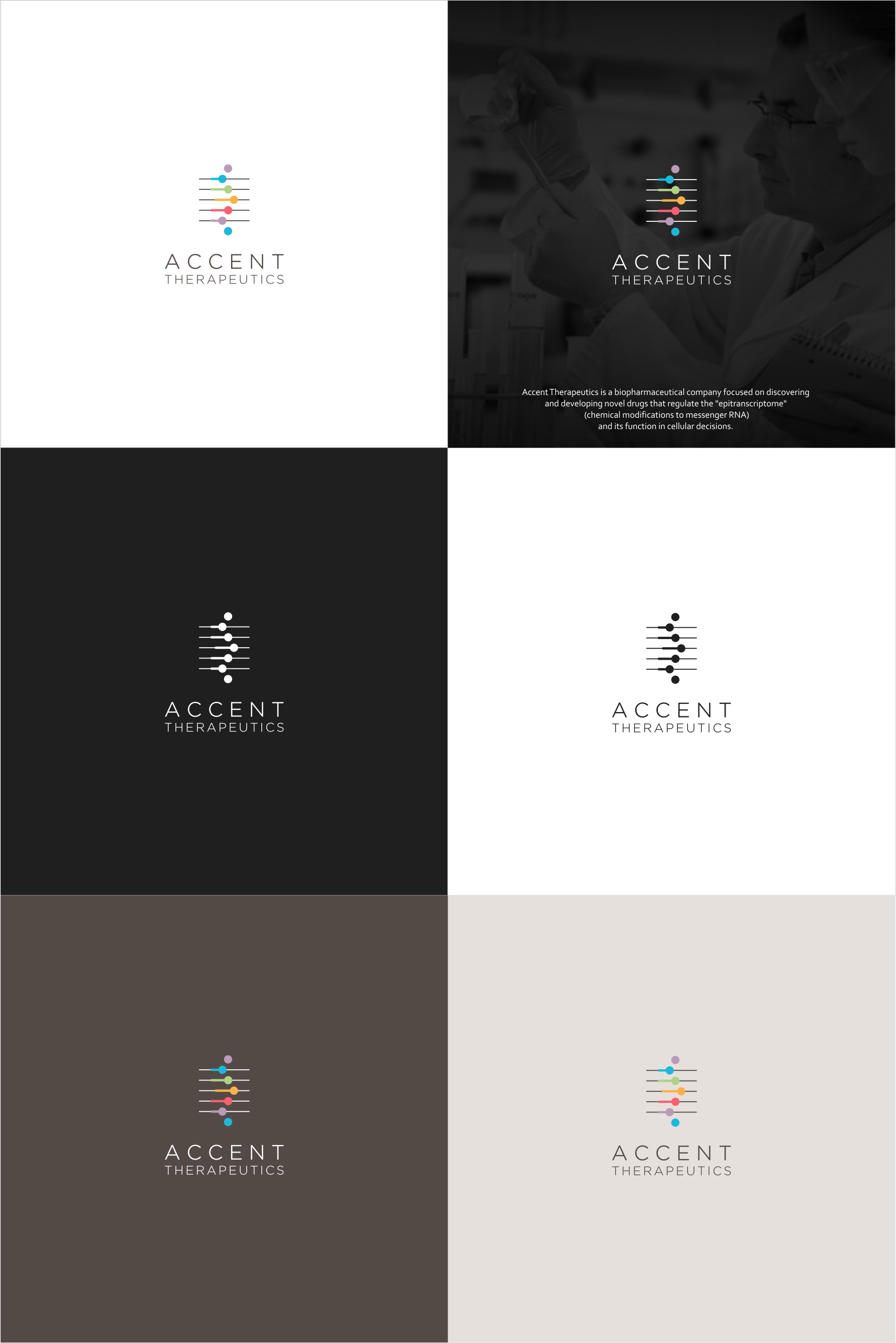 Create a standout logo for an innovative biotech startup
