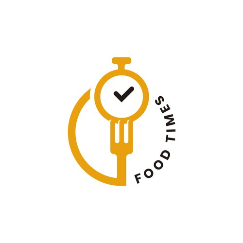 logo for online food ordering