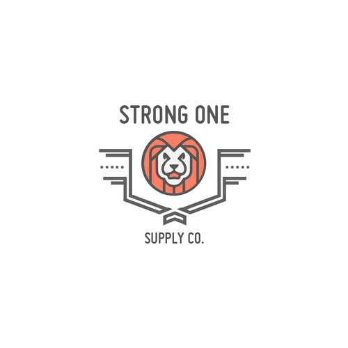 Logo for health supplement start-up