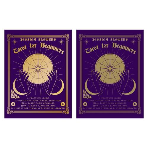 Tarot Book Cover Design