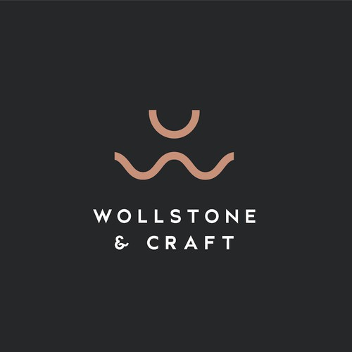 Logo Design - Wollstone & Craft