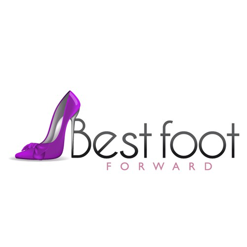 Help Best Foot Forward with a new logo