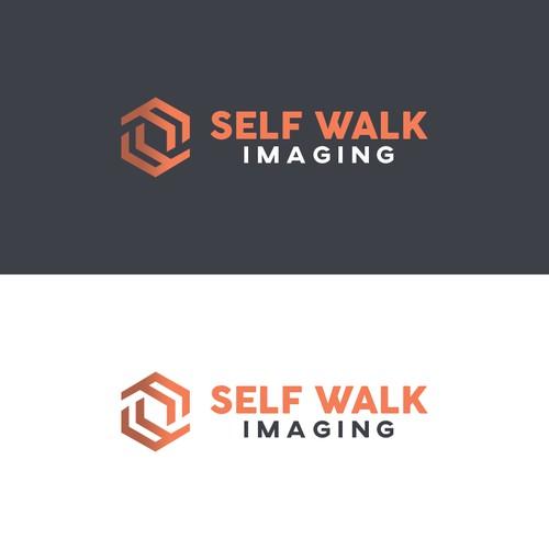 Self Walk - Logo