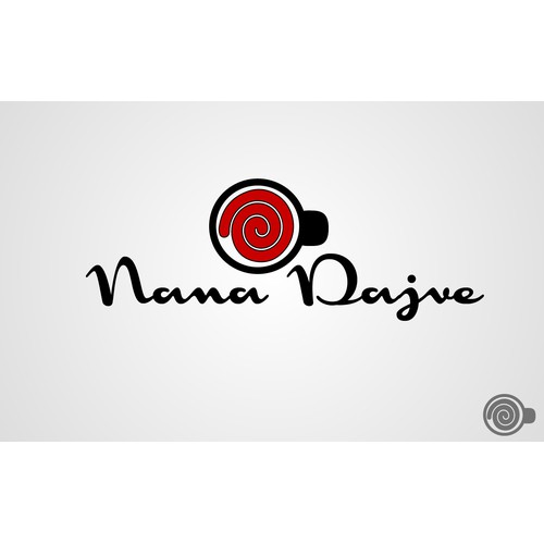 Help Nana Dajve with a new logo