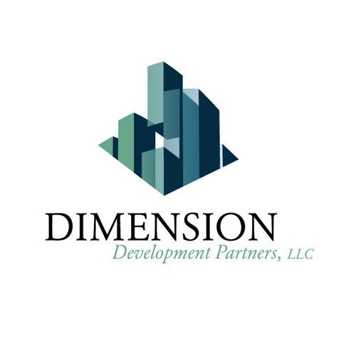 logo for commercial real estate development firm