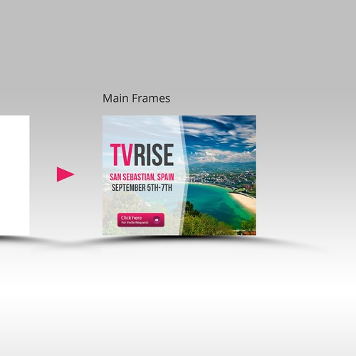 TVRISE Flash Banner