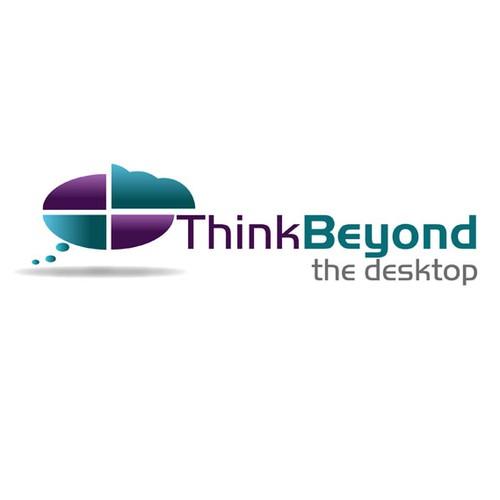 Logo for Think Beyond the Desktop