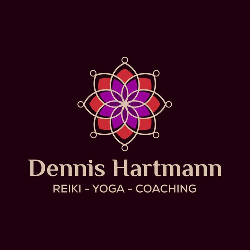 Dennis Hartman Logo design