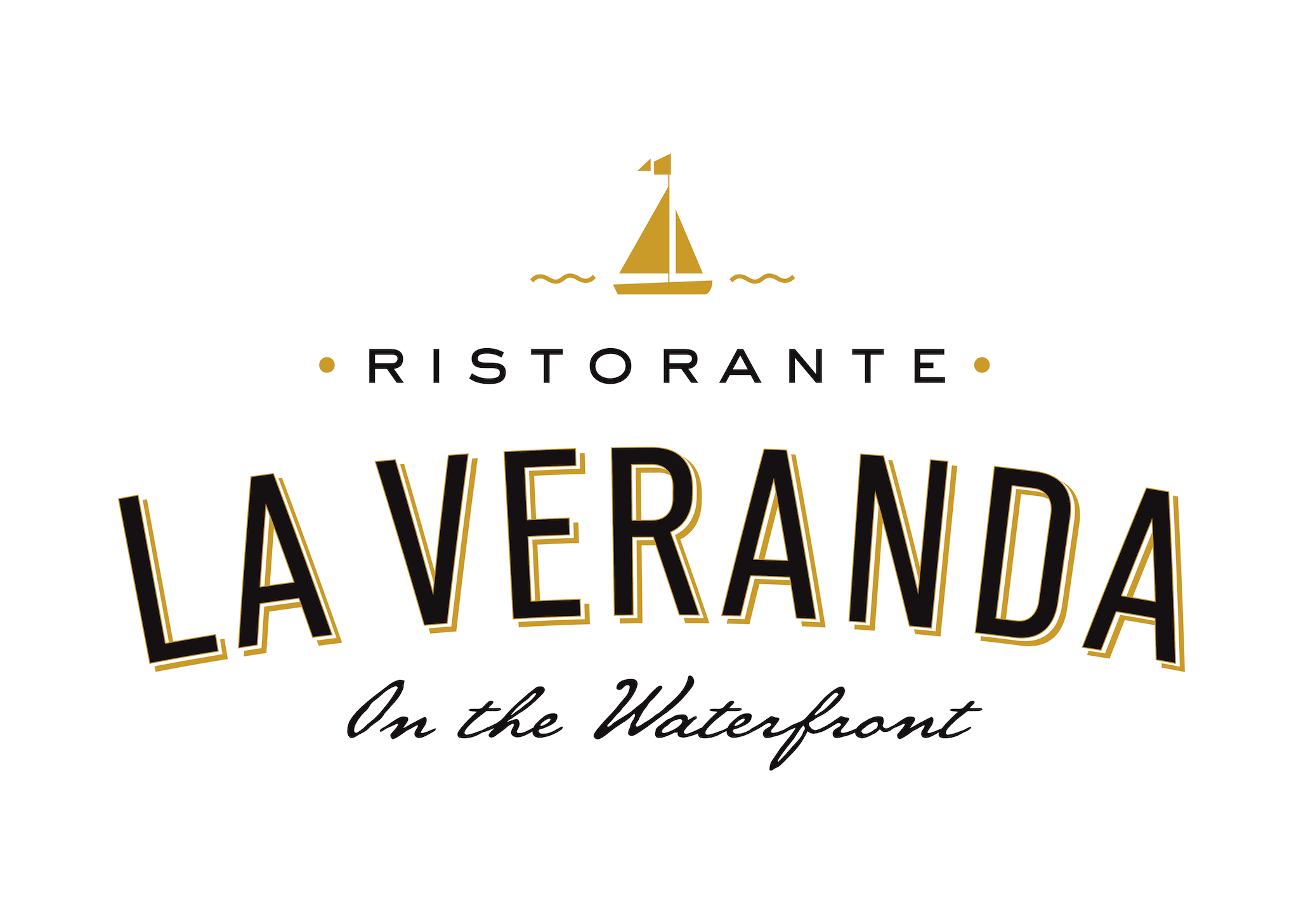 Modernize a logo for our elegant Italian Restaurant on the waterfront!