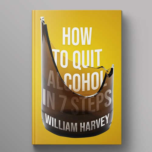 How To Quit Alcohol in 7 Steps Book Cover