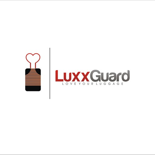 LuxxGuard - new product needs a new design!