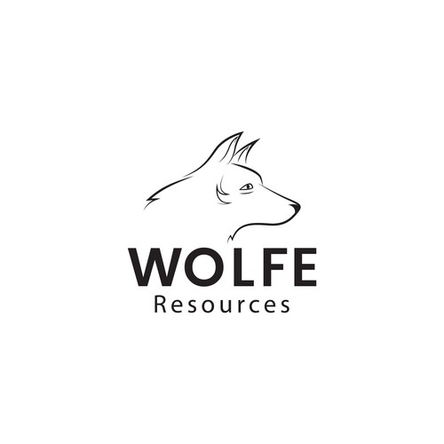 Logo concept for Wolfe Resources