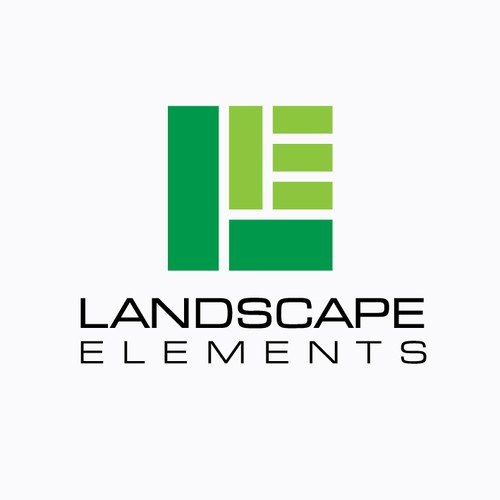 Landscape Elements needs a new logo