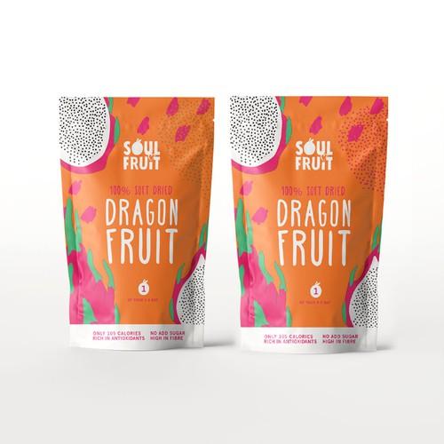 food dragon fruits