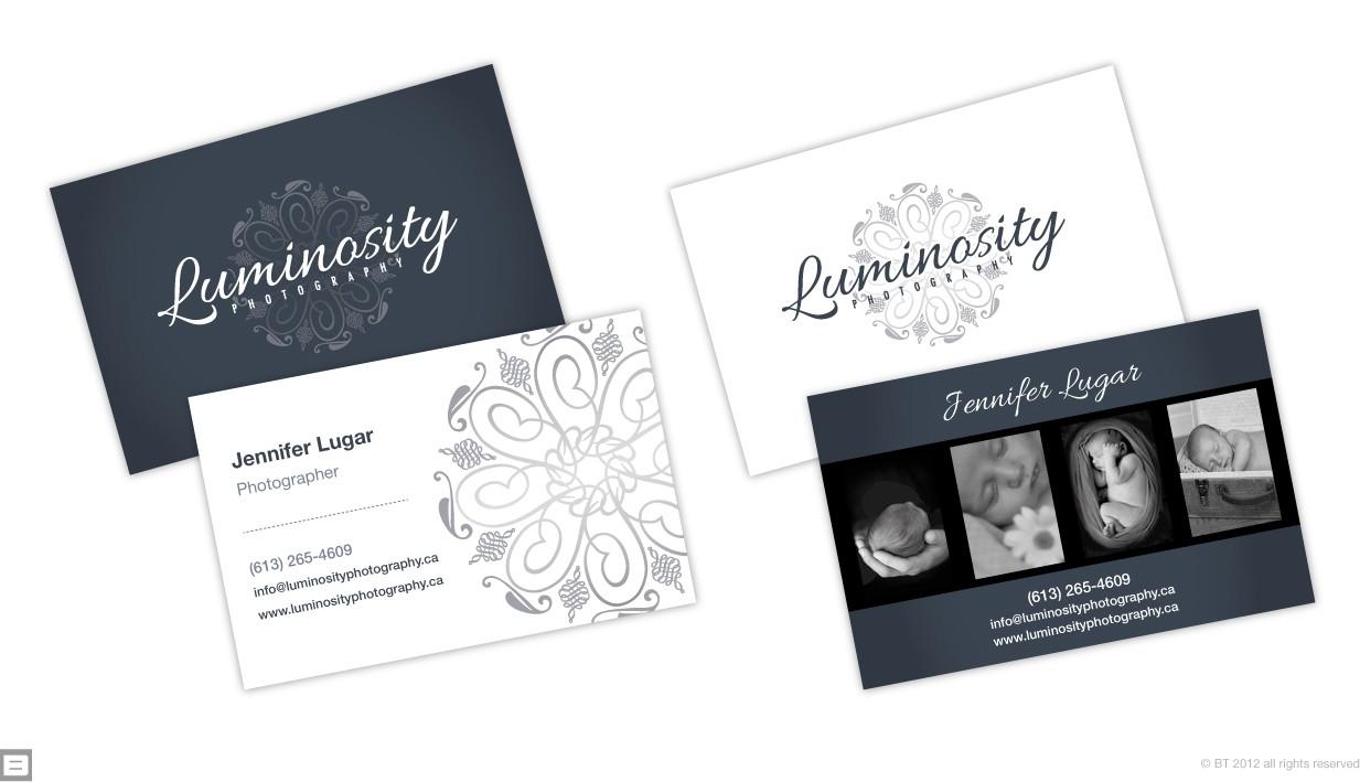 Luminosity Photography needs a logo