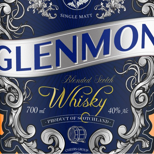 Glenmon Blended Scotch Whisky
