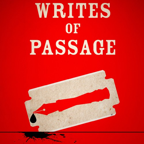 Writes of Passage - Book cover