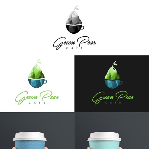 Green pear cafe