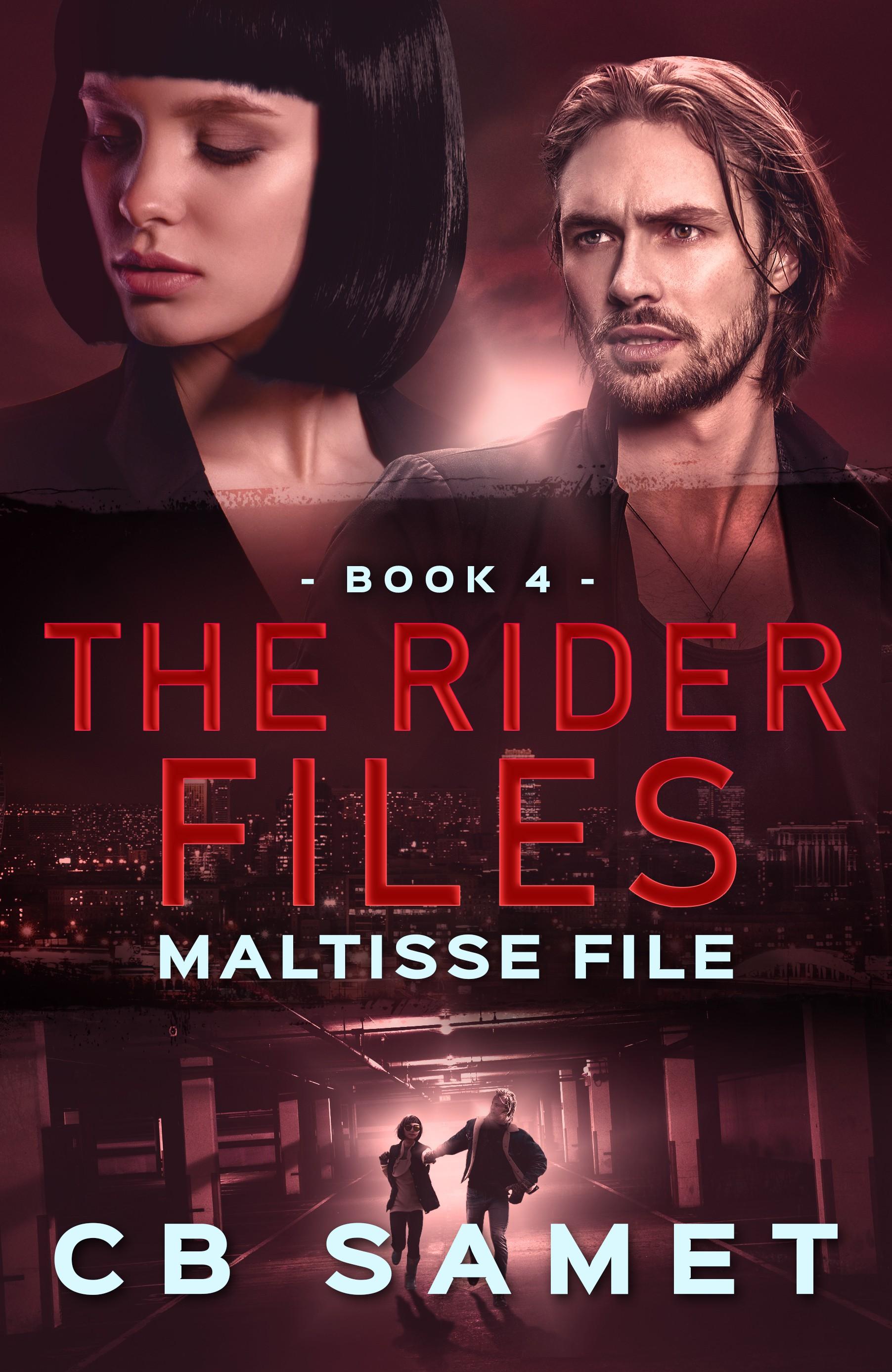 Maltisse File, The Rider File Book 4