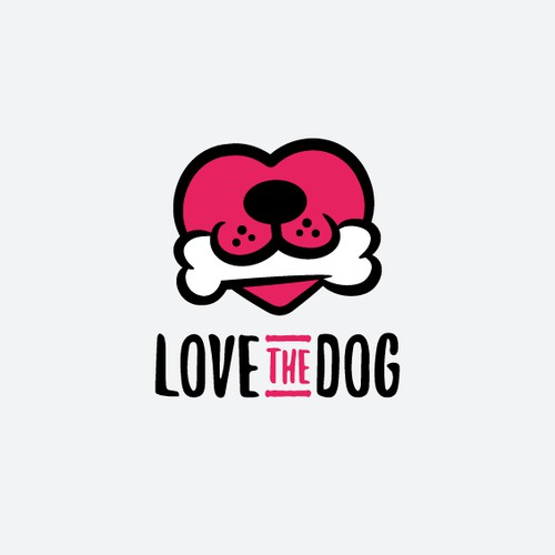Logo for Dog Treats