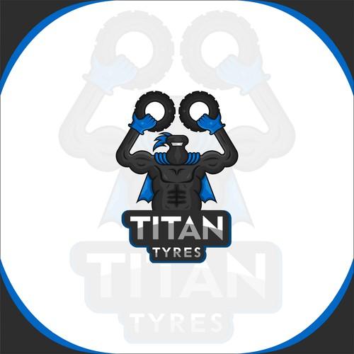 Titan Tyres LOGO