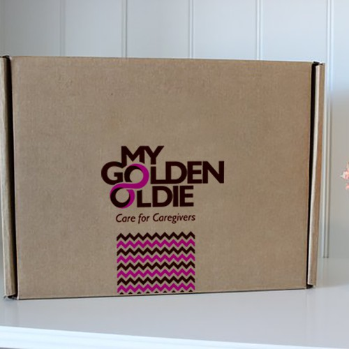 Design a Distinguished Logo for My Golden Oldie elder care kit