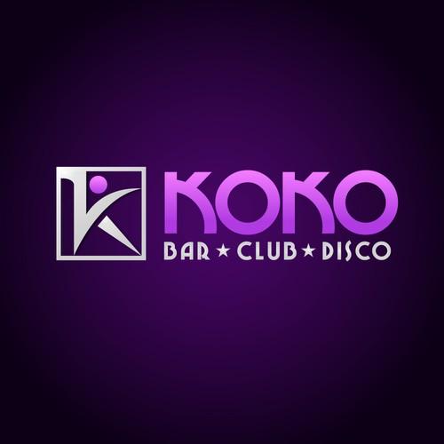 KoKo - A brand new nightclub needs a logo